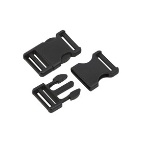 CAMPZ Buckle 25mm Set of 2